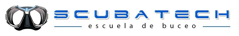 Escuela de Buceo Scubatech Logo